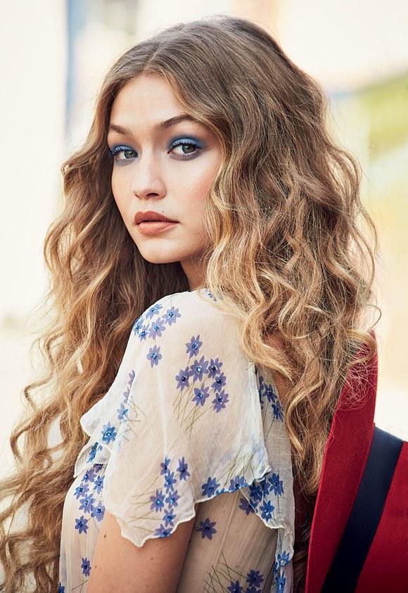 Celebrity Beauty Gigi Hadid