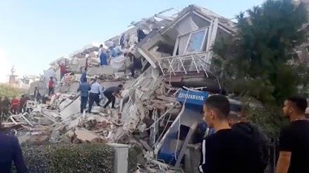 Συγκλονίζουν τα πρώτα video απο Τουρκία