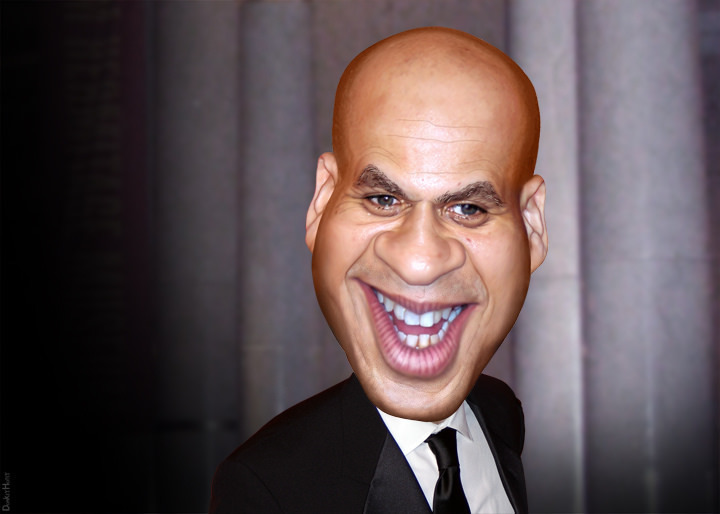 FUNNY: The RNC gave Cory Booker a new nickname - and it's terrible