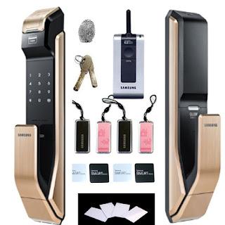 Công nghệ hiện đại chỉ có ở khóa điện tử vân tay Samsung