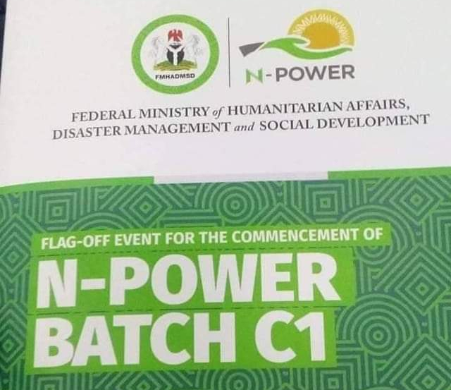 See The Message I Received From N-Power After I Complaint To Them About Dashboard Update and Depolyment Status