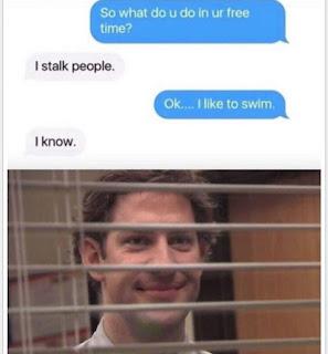 Stalking Meme