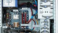 Quali componenti ci sono dentro un computer?