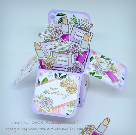 Nigezza Creates with Stampin' Up! & Best Dressed