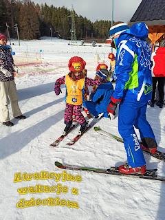Najlepsza szkoła narciarska dla dzieci