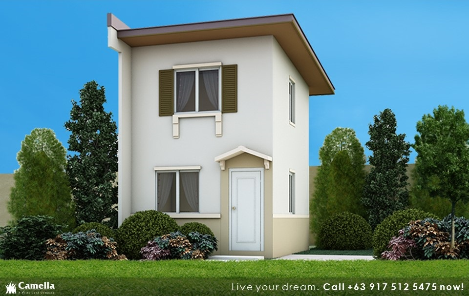 Ezabelle - Camella Dasmarinas Island Park| Camella Prime House for Sale in Dasmarinas Cavite