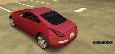 gta sa mod add car 350z