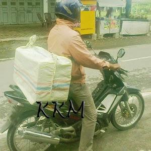 Jasa kurir di Medan.