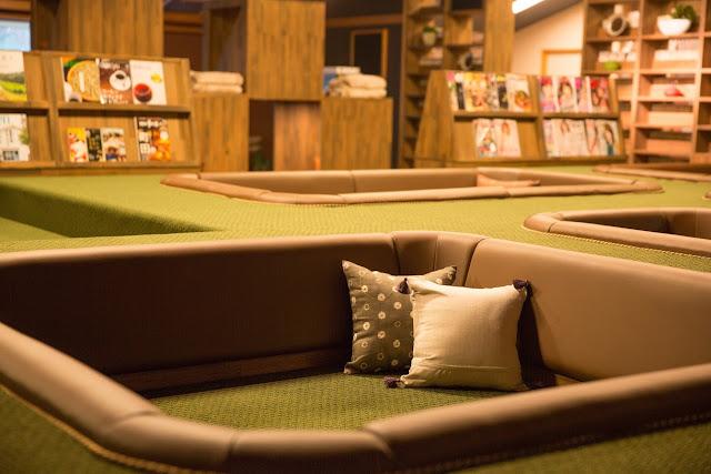 おふろCAFE 美肌湯ワークショップ「土鍋で炊く緑茶米」おいしい日本茶研究所