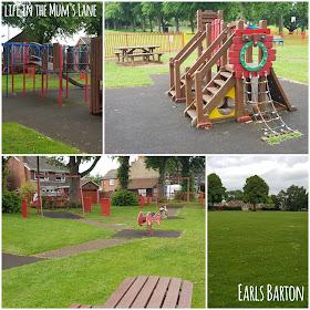Earl's Barton Play Area