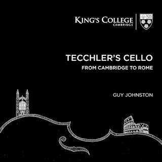 Tecchler's Cello - Guy Johnston