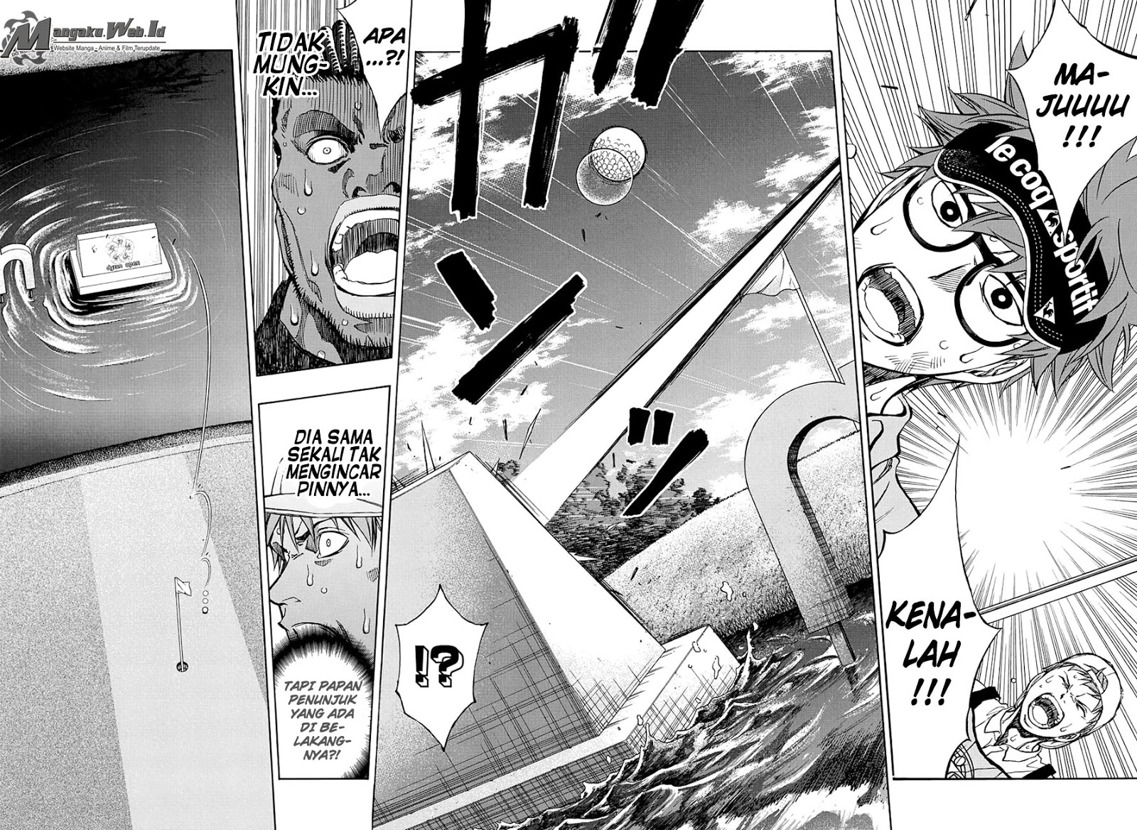 Robot x Laserbeam Chapter 43