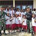 Satgas Raider 300 berikan materi PBB di Sekolah Dasar