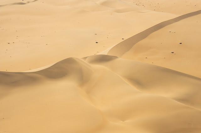 Sahara Desert HD Widescreen Wallpaper