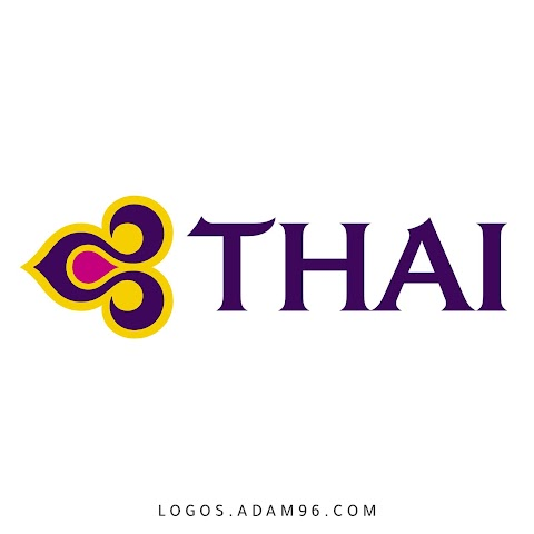 Download Logo Thai Airways PNG With High Quality