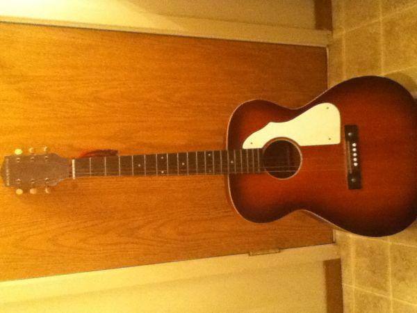 Craigslist Vintage Guitar Hunt: April 2012