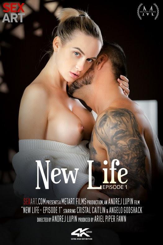 [Sex-Art] New Life, Episode 1 - Cristal CaitlinReal Street Angels
