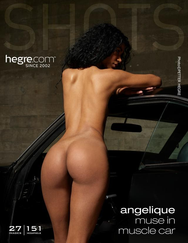 [Hegre-Art] Angelique - Muse In Muscle Car