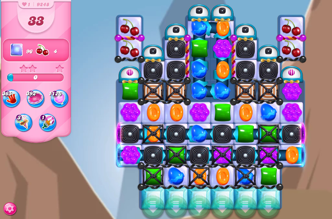 Candy Crush Saga level 9248