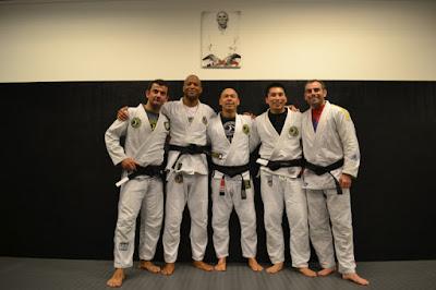 BJJ: Reaching the black belt