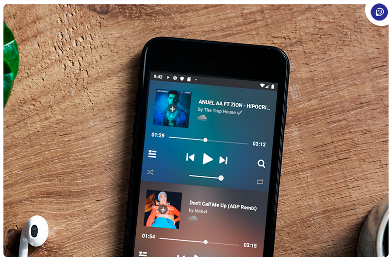 Listen to Two Different Songs at Once With SplitCloud.