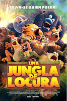 Una Jungla de Locura / The Jungle Bunch: La Panda de la Selva
