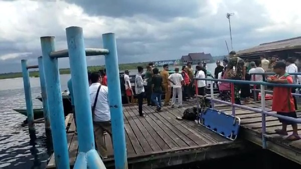 Kecelakaan Speedboat Paspampres di Palangka Raya, Dandim Kuala Kapuas Gugur