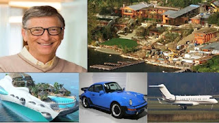 Bill Gates Lifestyle | Cars | House | Quotes Hindi