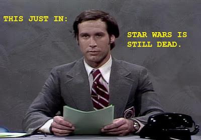 Star Wars Is Still Dead