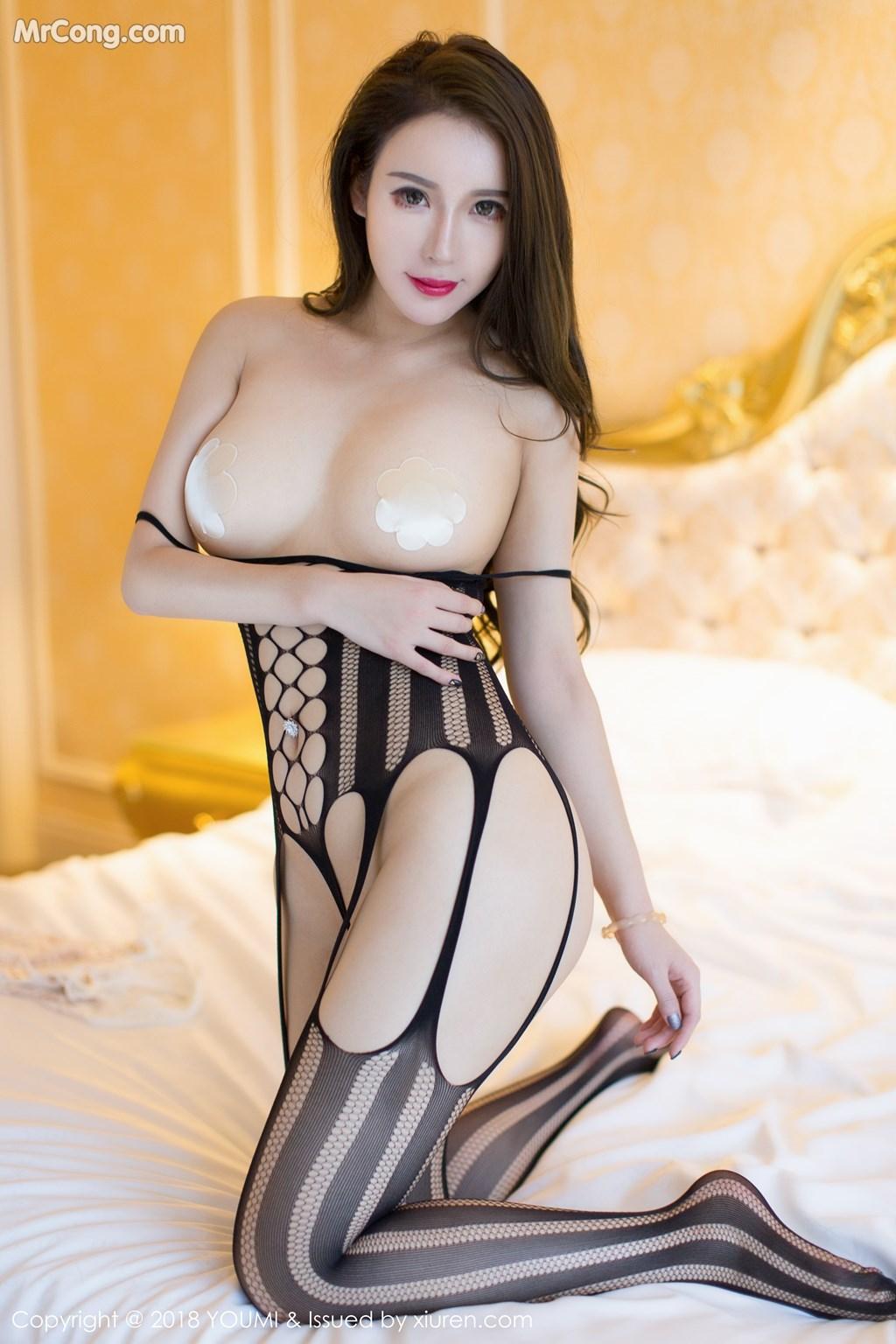 Image YouMi-Vol.123-Egg-MrCong.com-038 in post YouMi Vol.123: Người mẫu Egg-尤妮丝 (49 ảnh)