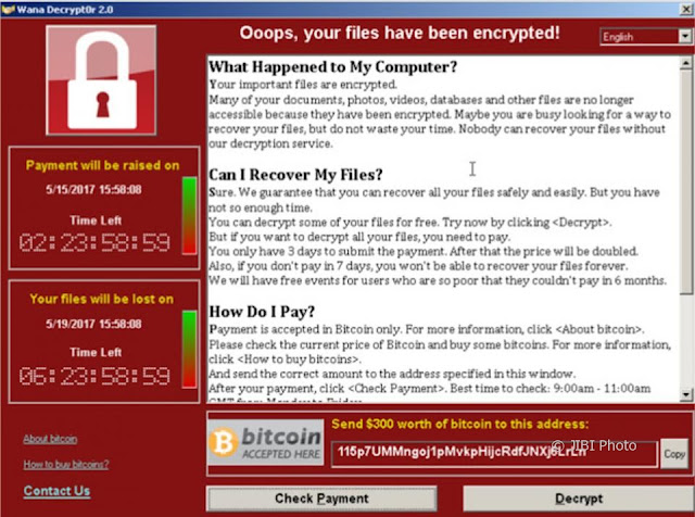 Here's How to Prevent Ransomware WannaCry Enter Your Computer