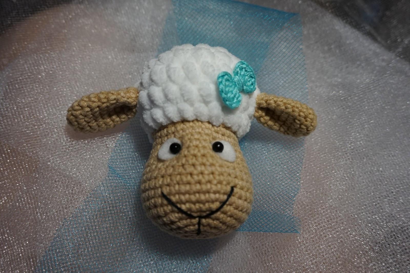 Bloglovin Amigurumi : Amigurumi Sheep-Free Pattern Amigurumi Free Patterns ...