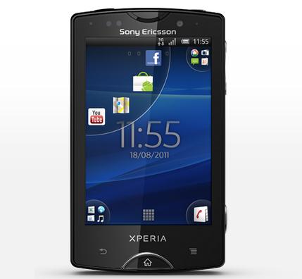 Spesifikasi & Harga Sony Xperia Mini Pro Terbaru