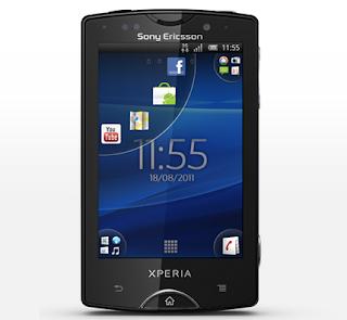 Spesifikasi dan Harga Sony Xperia Mini Pro Terbaru