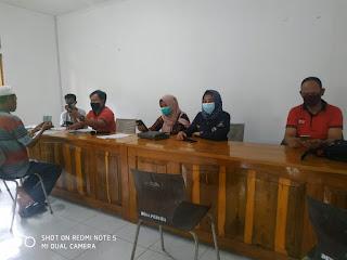 Penyaluran Dana Bantuan Sosial Tunai (BST) Di Kecamatan Selayar