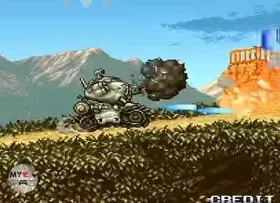 ما يهمك بعد تحميل لعبة حرب الخليج 5 Metal Slug للكمبيوتر