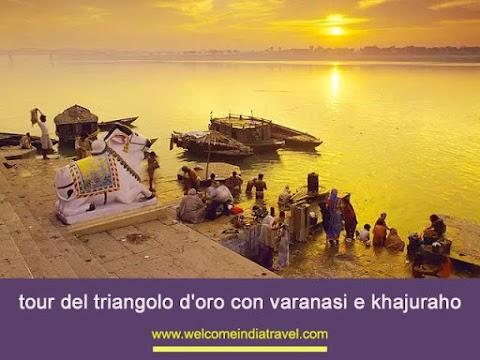 pacchetto turistico varanasi da delhi