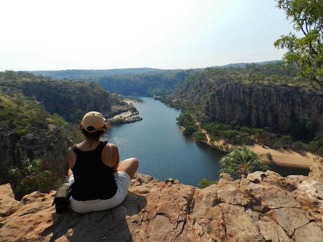 Katherine Gorge pat's lookout