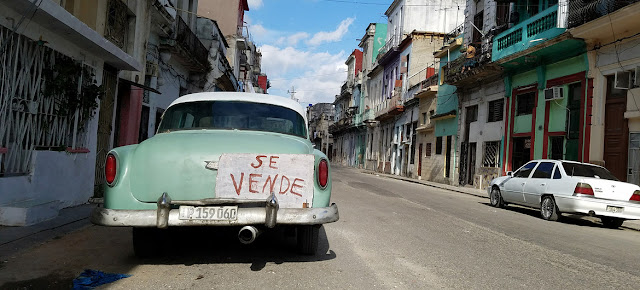 Una imagen cotidiana de La Havana.Noticias ONU