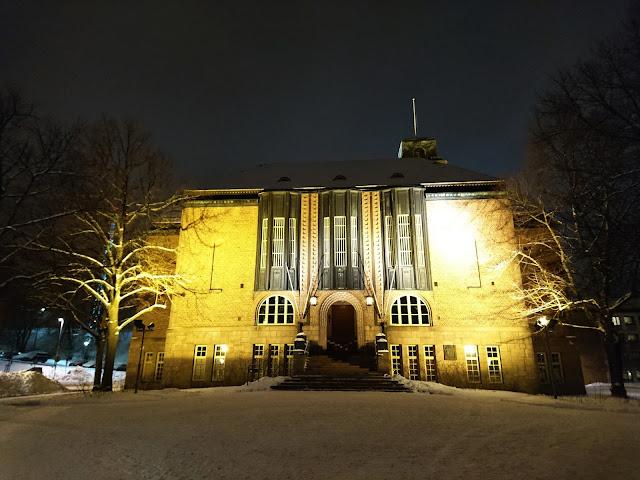 kaupungintalo lahti