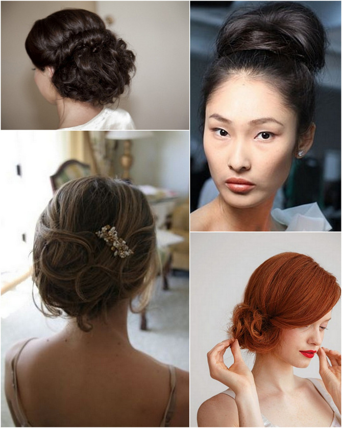 Fashion Bride Romantic Wedding Hair For 2013 Brides