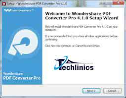 Download Wondershare PDF Converter Pro 4.0.5.1 Full Software