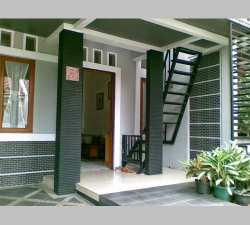 Pilihan Desain Warna Cat Rumah Bagian Luar Yang Bagus