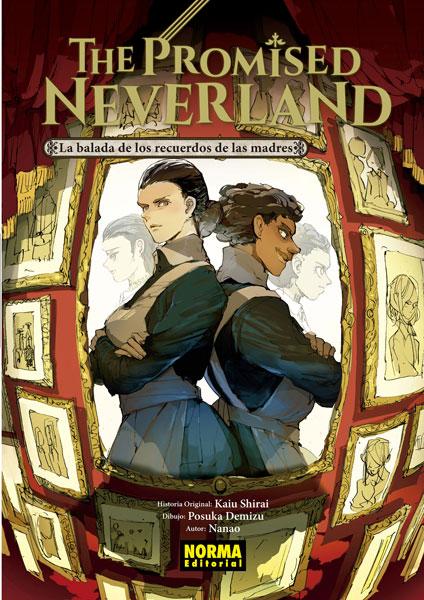 Manga: Review de The Promised Neverland: La balada de los recuerdos de las madres - Norma Editorial