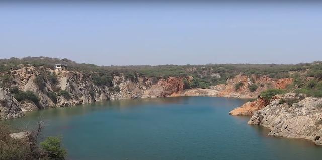 death valley in faridabad