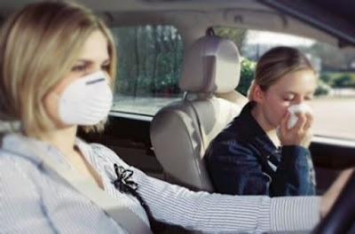 Cara mengatasi ac mobil bau