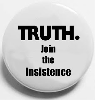 Truth join the insistence