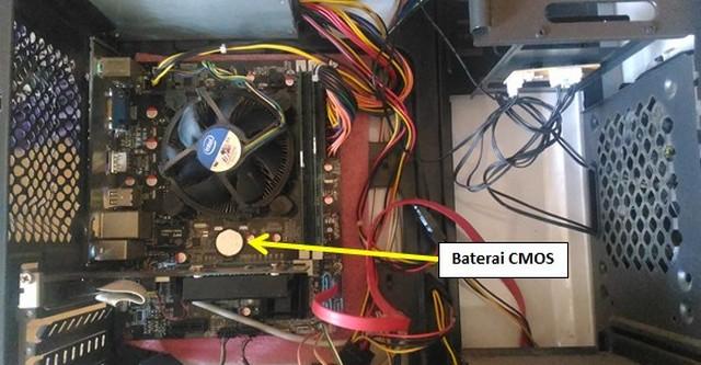 Baterai CMOS PC