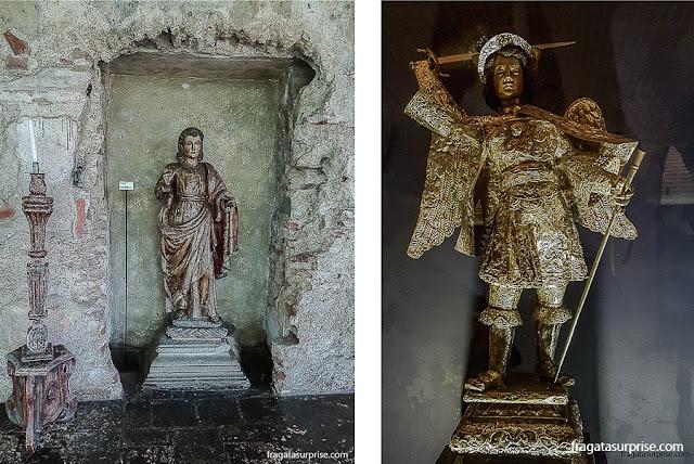 Coleção de arte sacra do Hotel Museu Casa Santo Domingo, Antigua Guatemala