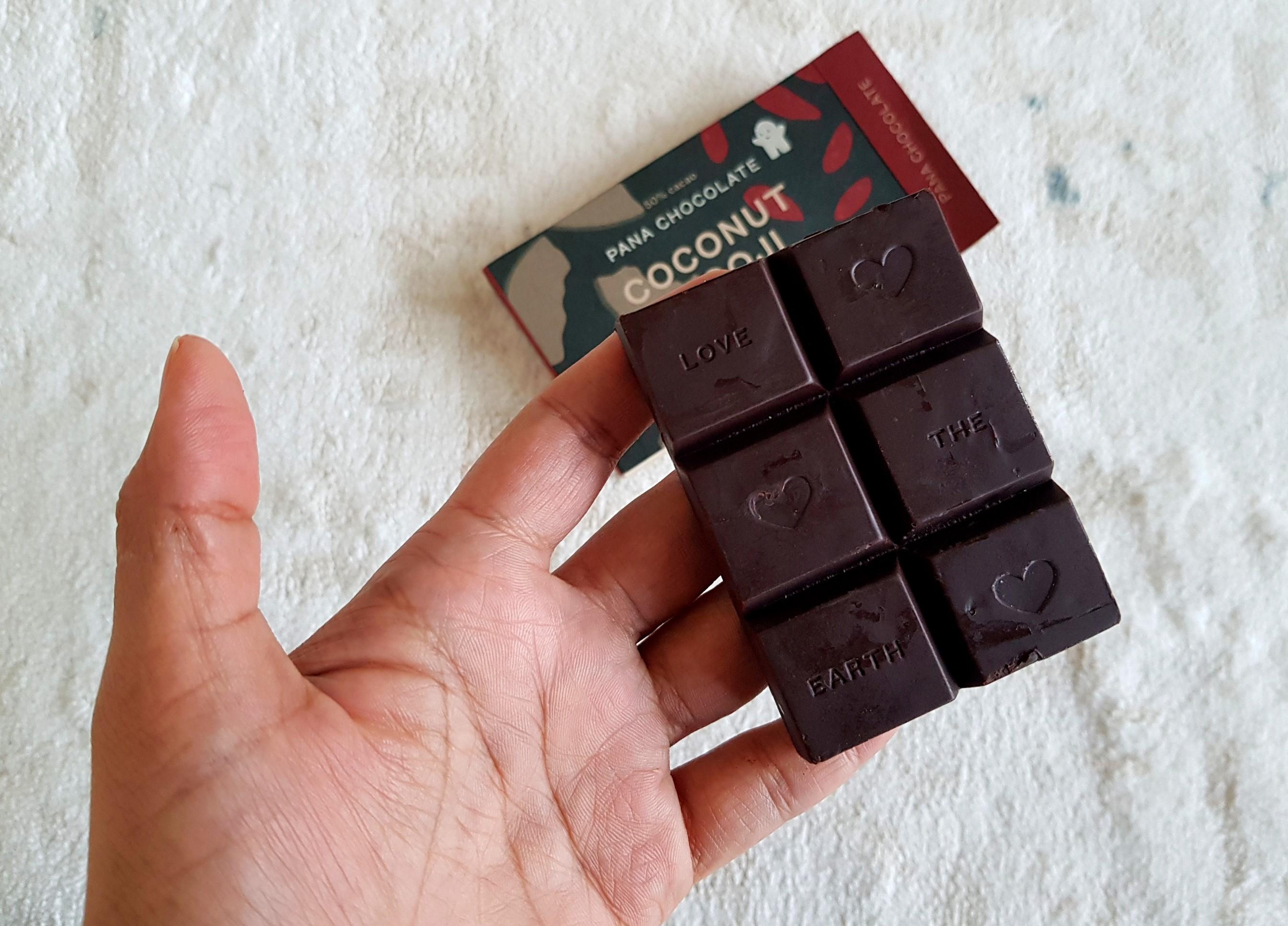 Best Vegan Chocolates - Fairtrade Chocolates - Pana Vegan Chocolates in Dubai - Ethical chocolates